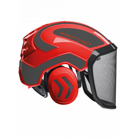 CASQUE INTEGRAL FOREST VISIERE F39